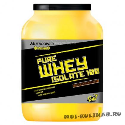 Протеин Multipower Pure Whey Isolate 100
