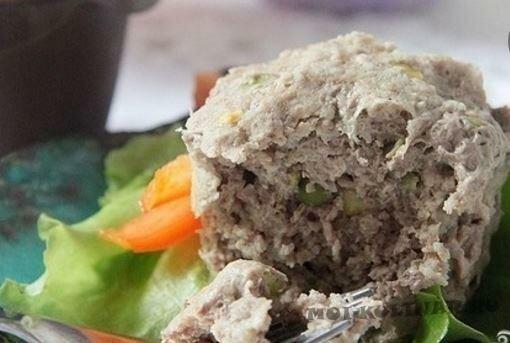 Суфле из телятины для ребенка в мультиварке