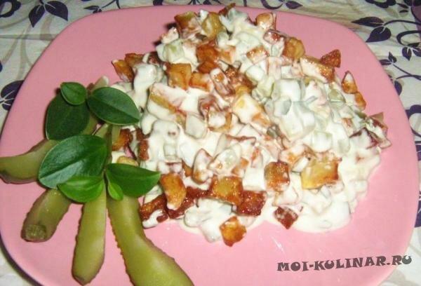 Картошка по-гусарски